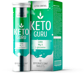 Effervescent tablets Keto Guru